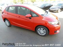 2017 Honda Fit LX FWD Jackson MS