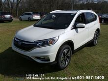 2016 Honda CR-V Touring AWD Jackson MS
