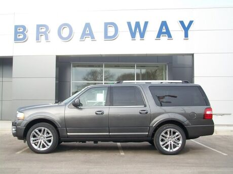 2017 Ford Expedition EL Limited Green Bay WI