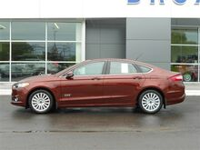 2015 Ford Fusion Energi SE Luxury Green Bay WI