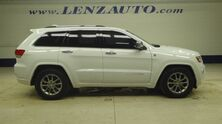 Jeep Grand Cherokee 4WD Overland: NAV-MOON-BENCH-REVERSE CAMERA-LEATHER-4WD-1 OWNER 2015