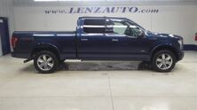Ford F-150 4x4 SuperCrew Platinum: 6.5 FOOT BOX-NAV-MOON-REVERSE CAMERA-SONY-LEATHER-CD PLAYER-4X4-1 OWNER 2015