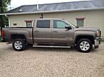 2015 GMC Sierra 1500 4x4 Crew Cab SLE: SHORT-REVERSE CAMERA-WIFI-CLOTH-CD PLAYER-4X4-1 OWNER