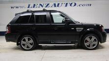 Land Rover Range Rover Sport 4WD SC Autobiography: NAV-MOON-BENCH-REVERSE CAMERA-LEATHER-CD PLAYER-4WD-1 OWNER 2013