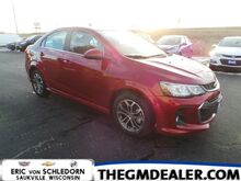 2017 Chevrolet Sonic LT Sedan Milwaukee WI