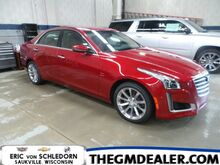 2017 Cadillac CTS Sedan Premium Luxury 3.6 AWD Milwaukee WI