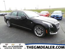 2017 Cadillac CT6 Sedan Luxury AWD Milwaukee WI