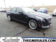 2017 Cadillac CT6 Sedan Premium Luxury AWD Milwaukee WI