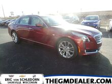 2017 Cadillac CT6 Sedan Platinum AWD Milwaukee WI