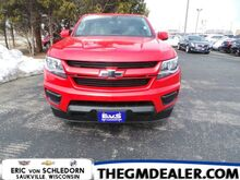 2017 Chevrolet Colorado 4WD WT Extended Cab Milwaukee WI
