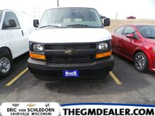 2017 Chevrolet Express 2500 Cargo Van  Milwaukee WI