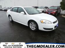2011 Chevrolet Impala LT Luxury Edition w/Sunroof HtdLthr Bose 17s Milwaukee WI
