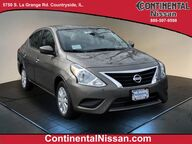 2017 Nissan Versa Sedan SV Chicago IL