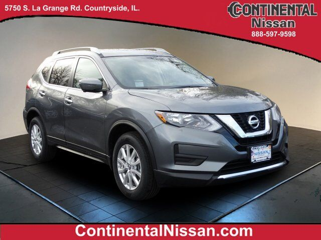 2017 nissan rogue sv countryside il 15887606. Black Bedroom Furniture Sets. Home Design Ideas