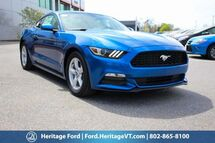 2017 Ford Mustang V6 South Burlington VT