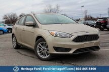 2017 Ford Focus SE South Burlington VT