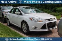 2012 Ford Focus SEL South Burlington VT