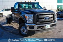 2016 Ford Super Duty F-350 DRW XL South Burlington VT