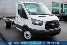 2016 Ford Transit Chassis Cab  South Burlington VT