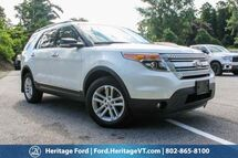 2014 Ford Explorer XLT South Burlington VT