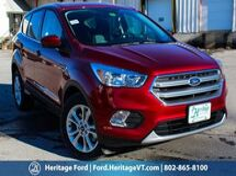 2017 Ford Escape SE South Burlington VT