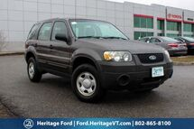 2006 Ford Escape XLS South Burlington VT