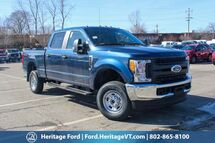 2017 Ford Super Duty F-250 SRW XL South Burlington VT