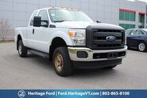 2013 Ford Super Duty F-250 SRW XL South Burlington VT