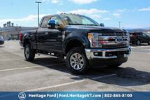 2017 Ford Super Duty F-250 SRW Lariat South Burlington VT