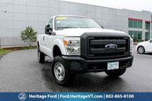 2015 Ford Super Duty F-250 SRW XL South Burlington VT