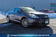 2013 Chevrolet Malibu LT South Burlington VT