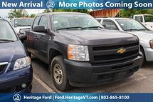 2011 Chevrolet Silverado 1500 Work Truck South Burlington VT