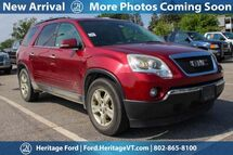 2009 GMC Acadia SLT South Burlington VT