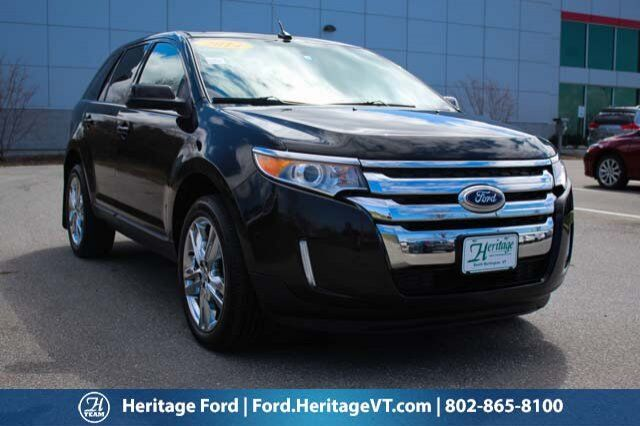 2014 Ford Edge Limited South Burlington VT