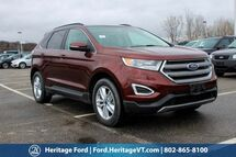 2015 Ford Edge SEL South Burlington VT