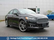 2013 Ford Fusion Titanium South Burlington VT