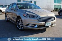 2017 Ford Fusion Energi Titanium South Burlington VT