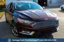 2017 Ford Fusion SE South Burlington VT