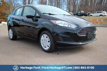 2017 Ford Fiesta S South Burlington VT