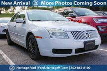 2007 Mercury Milan  South Burlington VT
