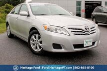 2011 Toyota Camry LE South Burlington VT