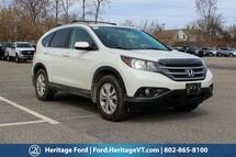 2013 Honda CR-V EX-L South Burlington VT