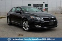 2013 Kia Optima EX South Burlington VT