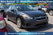 2012 Subaru Impreza Sedan 2.0i Premium South Burlington VT
