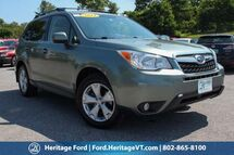 2014 Subaru Forester 2.5i Limited South Burlington VT