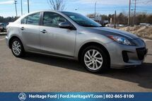 2012 Mazda 3 i Touring South Burlington VT