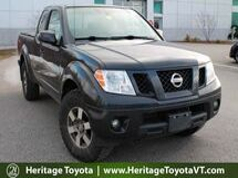 2010 Nissan Frontier PRO-4X South Burlington VT