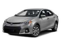 2016 Toyota Corolla S South Burlington VT