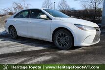 2016 Toyota Camry SE South Burlington VT