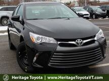 2017 Toyota Camry LE South Burlington VT